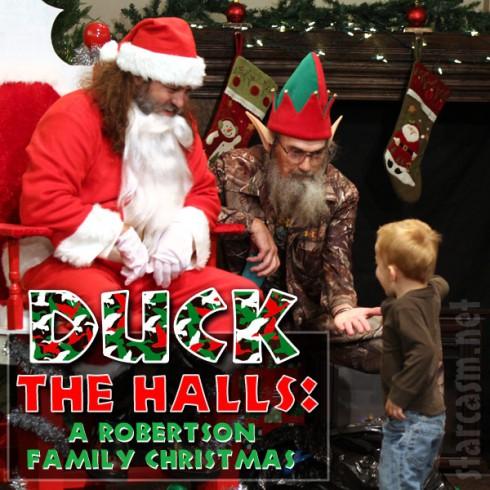 Duck Dynasty Christmas CD Duck the Halls A Robertson Family Christmas
