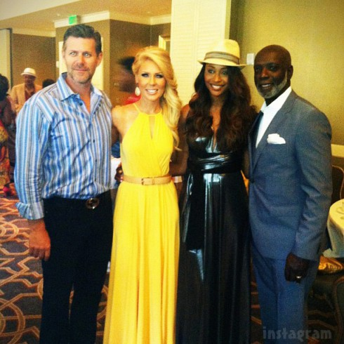 Slade Smiley gretchen Rossi Cynthia Bailey and Peter