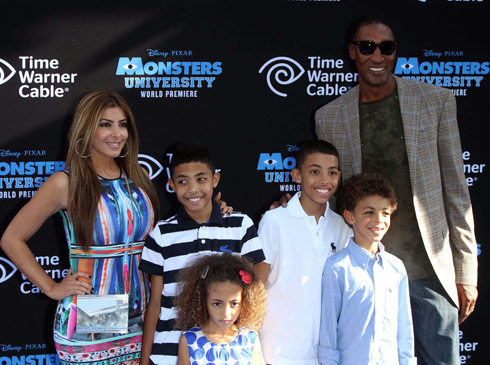 Scottie-Pippen-and-family