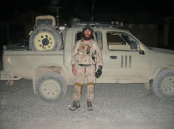 The US Navy Seal living as a woman   Inspiration