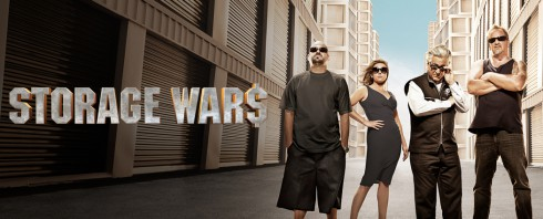 Season 4 Cast of Storage Wars