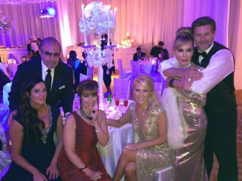 Reality TV diva NeNe Leakes married her ex-husband Gregg Leakes in a lavish Atlanta ceremony. The star of Real Housewives of Atlanta tied the knot at the Intercontinental Hotel surrounded by many of her fellow Bravo cast members including Gretchen Rossi, Marysol Patton, Patti Stanger, Kandi Buruss and Kim Zolciak.