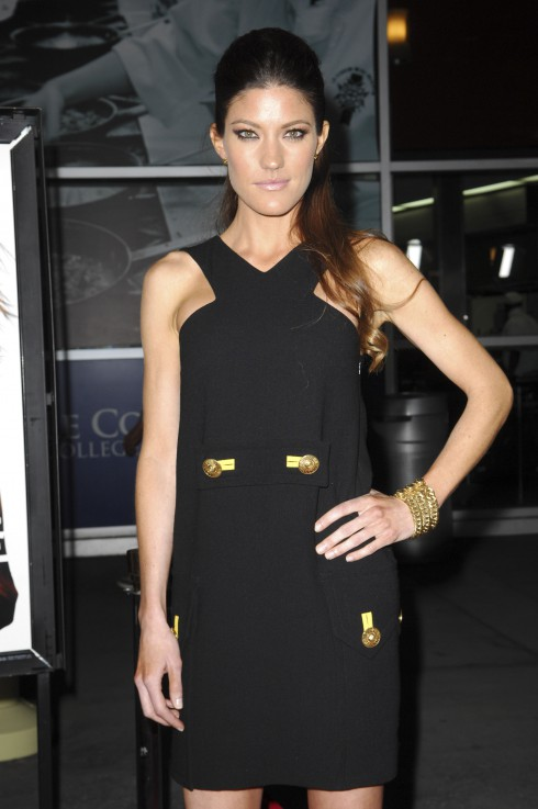 Jennifer Carpenter at The Los Angeles Premiere of 'Gone' at ArcLight Hollywood in Los Angeles, California.