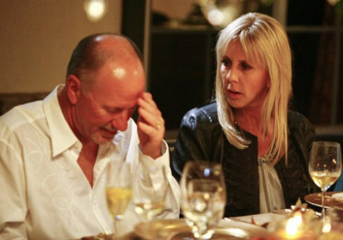 Donn and Vicki Gunvalson on The Real Housewives of Orange County