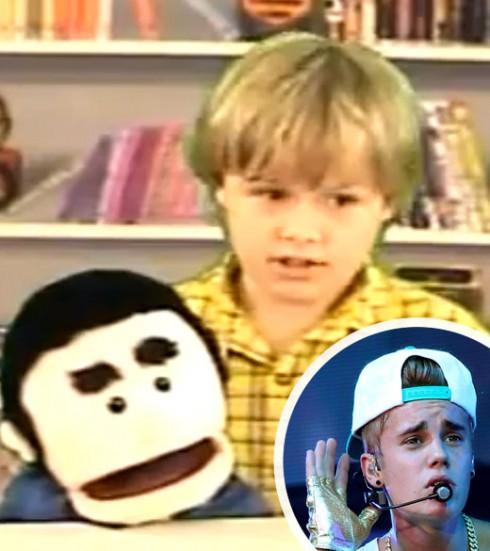 Andrew Pendergraft Justin Bieber