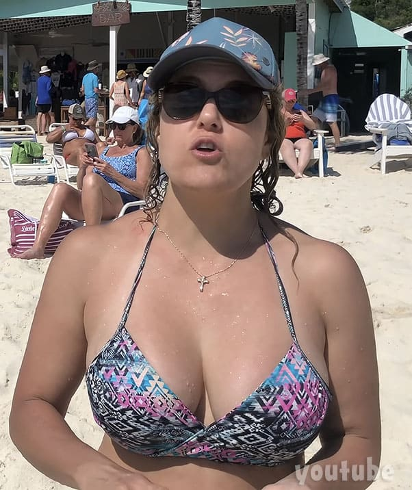 Rene's wife Casey Nezhoda Storage Wars bidder
