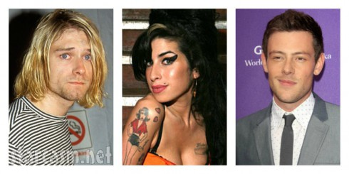 Young Celebrity Deaths