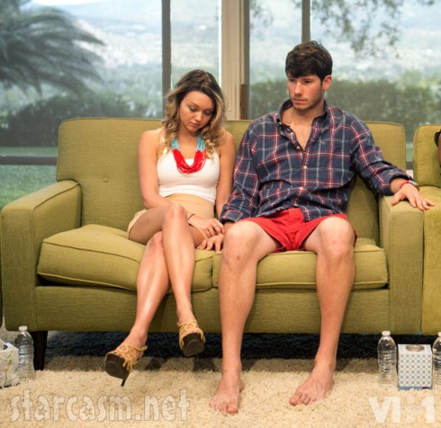 Couples Therapy Dustin Zito and Heather Marter from Real World Las Vegas