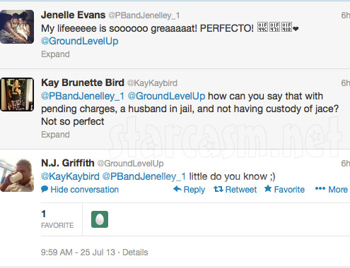 Jenelle Evans and Nathan Griffith tweet about potential plea deal for Jenelle?