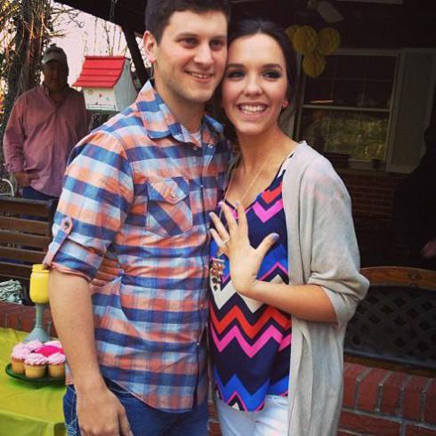Jordan Ward's sister engaged