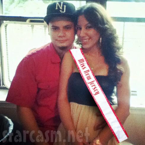 Teen Mom 2 Jo Rivera's girlfriend Vee Vetzabe Torres Miss New Jersey pageant
