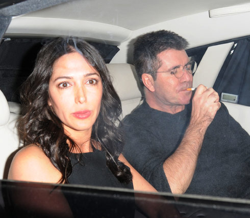 Lauren Silverman reported to be having Simon Cowell's baby