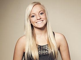 Teen Mom 3 Mackenzie Douthit official photo