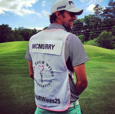 Michael Phelps Win McMurry Caddie
