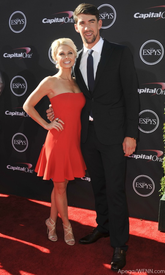 Who is michael phelps dating ami
