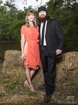 Jase Robertson and wife Missy Robertson