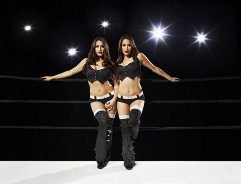 The Bella Twins Total Divas