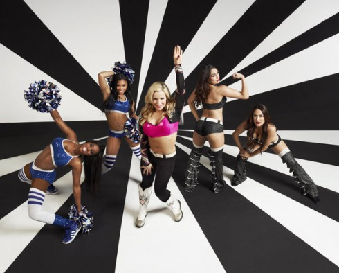 Total Divas featuring Bella Twins, Funkadactyls and Natalya