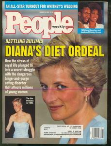 Princess Diana's Bulimia Revealed