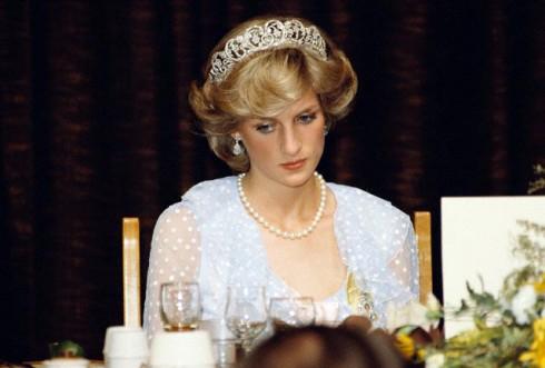 Princess Diana Bulimia Eating Disorder Struggles