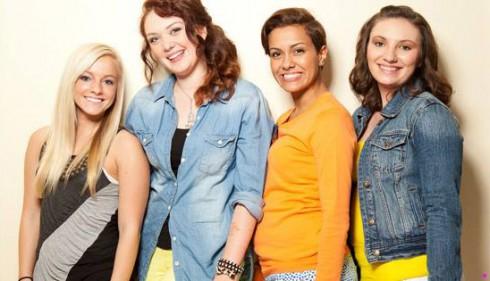 Teen Mom 3 cast photo Mackenzie Katie Briana Alex