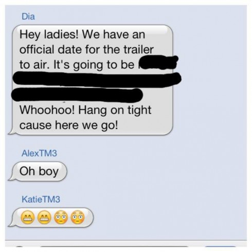 MTV text message reveals when the Teen Mom 3 trailer will first air