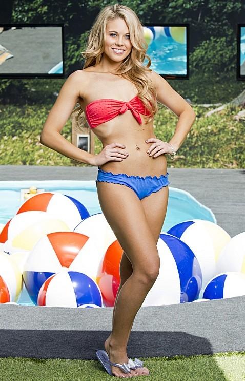 Big Brother Aaryn Gries bikini photo