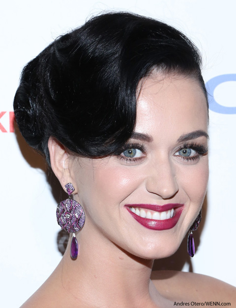 How Long Is Katy Perrys Makeup Routine Before And After Makeup - Katy-perry-with-no-makeup