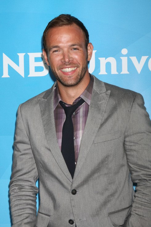 Ernesto Arguello at NBC Universal Press Tour at Beverly Hilton Hotel in Beverly Hills, California.