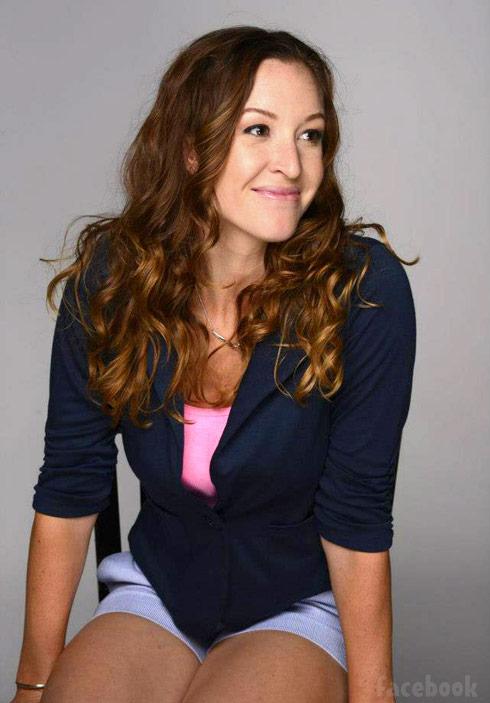 Adrienne Gang from Below Deck on Bravo