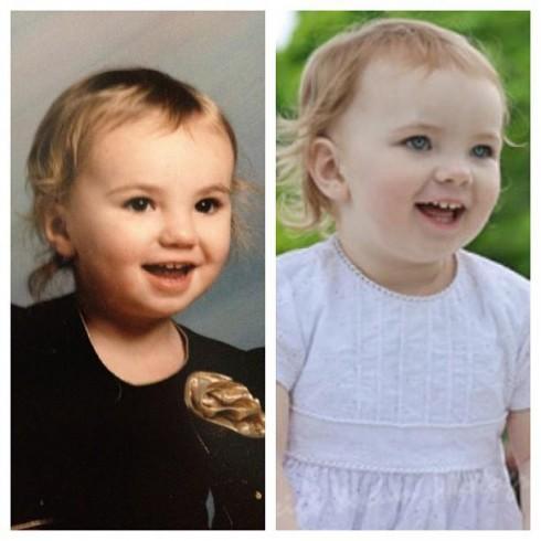 Teen Mom 3 Alex Sekella daughter Arabella side-by-side photos