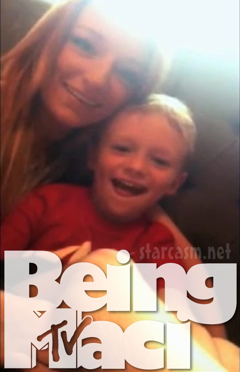 Maci Bookout MTV special Being Maci with Bentley