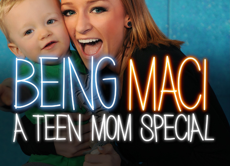 Being Maci special with Teen Mom Maci Bookout and son Bentley