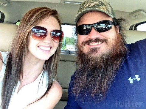 Martin from Duck Dynasty's girlfriend Brittany Brugman