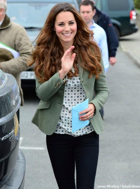 Duchess of Cambridge Post-Baby Weight