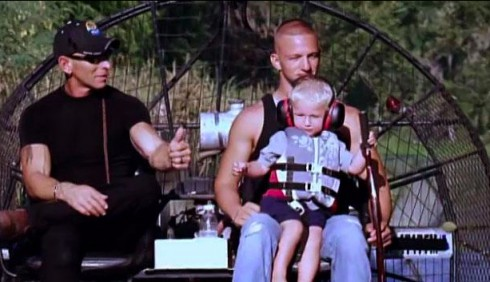 Swamp People Molinere 3 generations