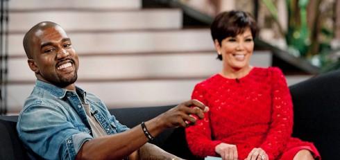 Kanye West Kris Jenner Show