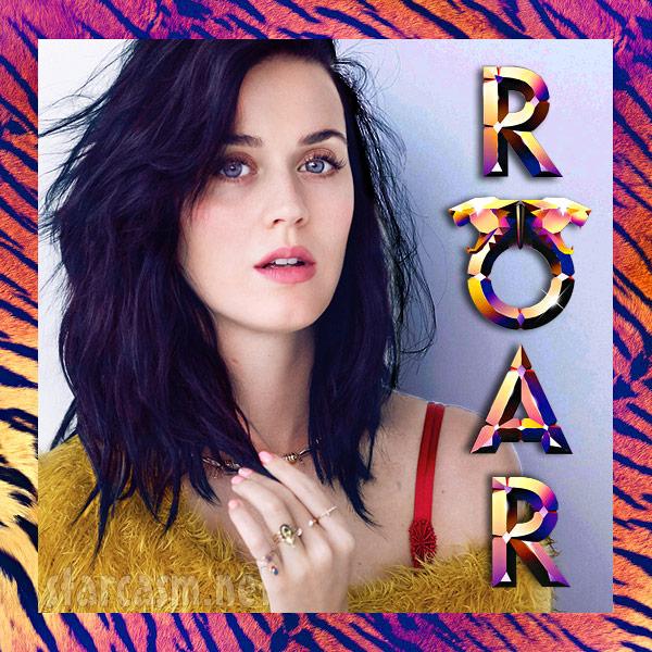 """LISTEN Katy Perry's new single """"Roar"""" leaks early (with ..."""