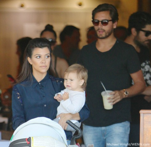 Kourtney Kardashian Paternity Scandal