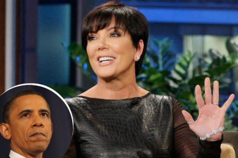 Kris Jenner Barack Obama Comments
