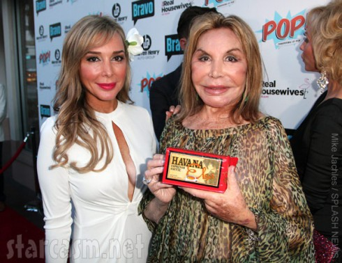 Marysol Patton and her mother Mama Elsa Patton Real Housewives of Miami
