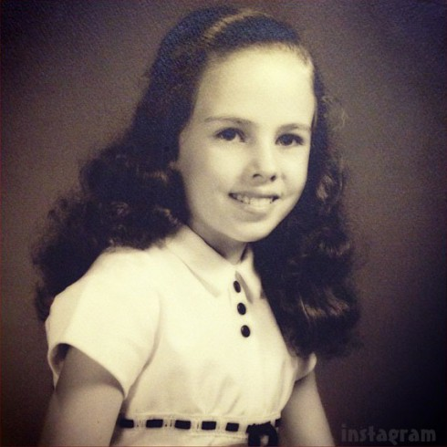 Duck Dynasty Ms. Kay Robertson childhood photo