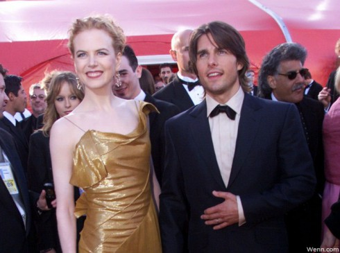 Nicole Kidman divorce from Tom Cruise