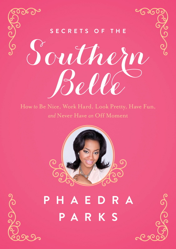 Pretty Book Cover Archive : Photo phaedra parks book secrets of the southern belle