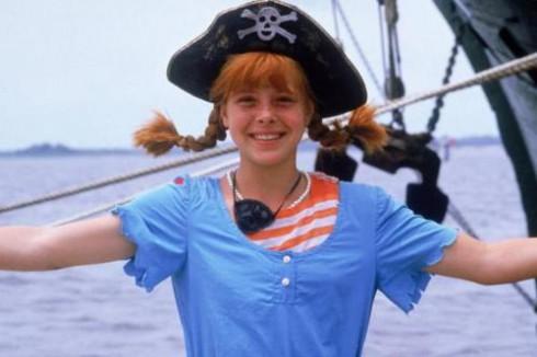 Tami Erin as Pippi Longstocking - New Adventures of Pippi Longstocking