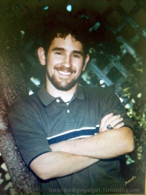 Fast N Loud Aaron Kaufman high school senior photo