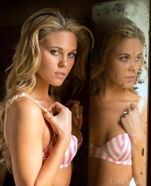 Aaryn Gries Fired from Modeling