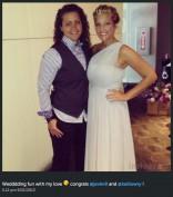 Kailyn Lowry's wedding Becky Hayter Kimberly Rene