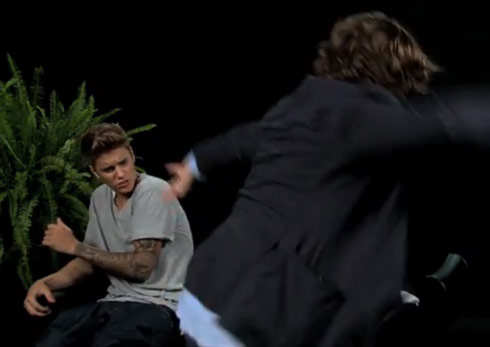 Bieber-spanked-by-Galifianakis