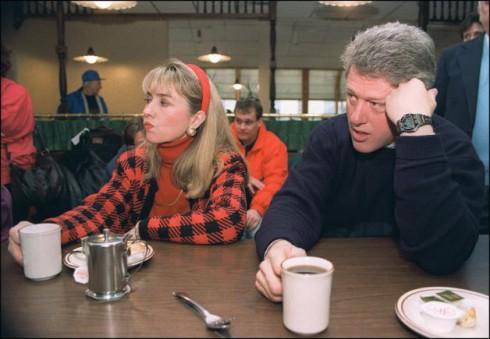 Bill Clinton 1992 Presidential Campaign